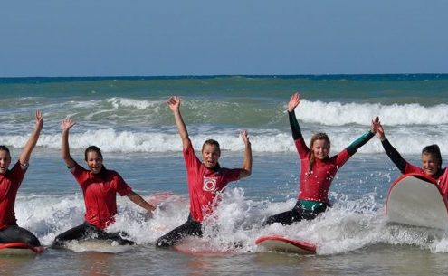 Surfcamp Herbst November