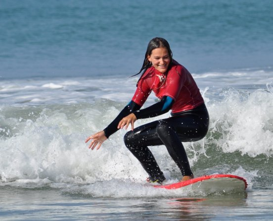 Surfkurs Wellenreiten Conil Andalusien