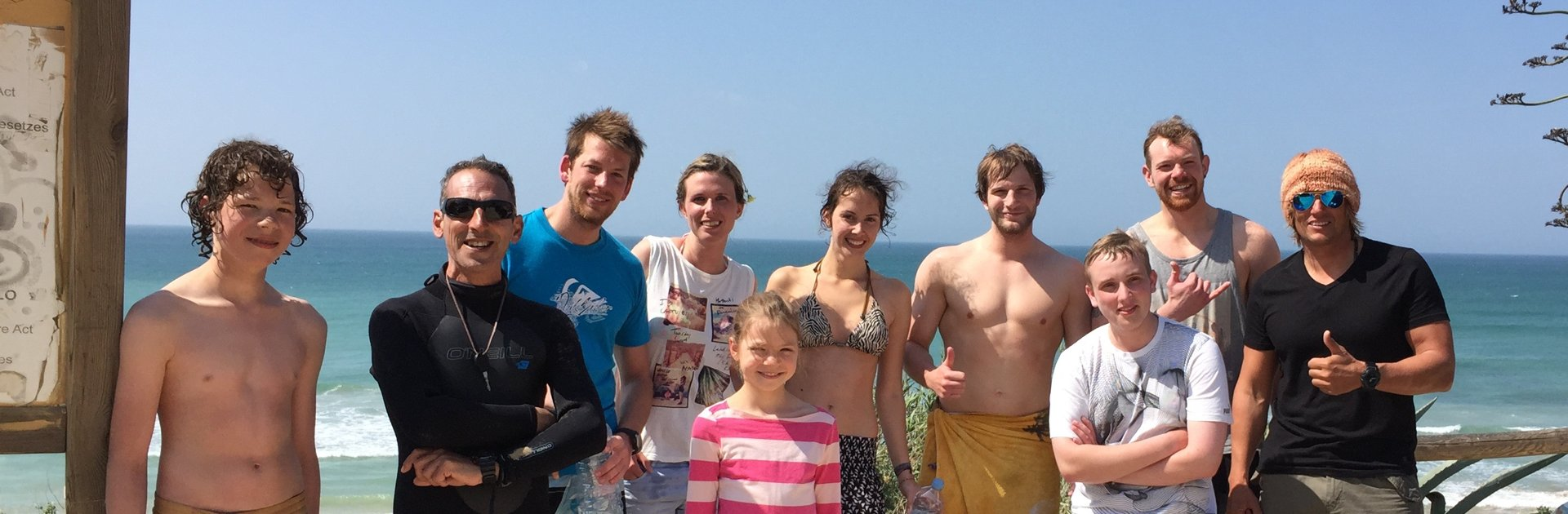 Surfkurs in Cadiz Conil El Palmar