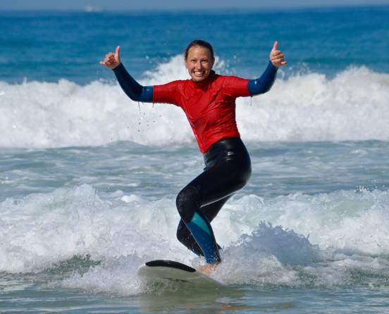 Ostern Surfcamp,Surfkurs Wellenreiten Spanien Andalusien Cadiz Conil El Palmar