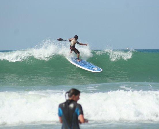 Aktivitäten - SUP-Surfen