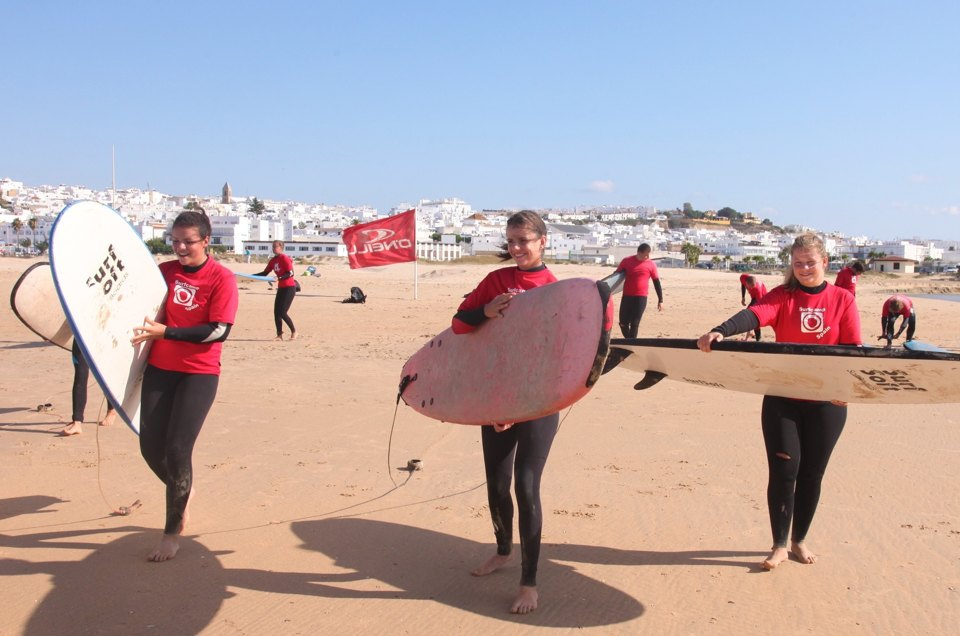 Surfcamp Spain Andalusien