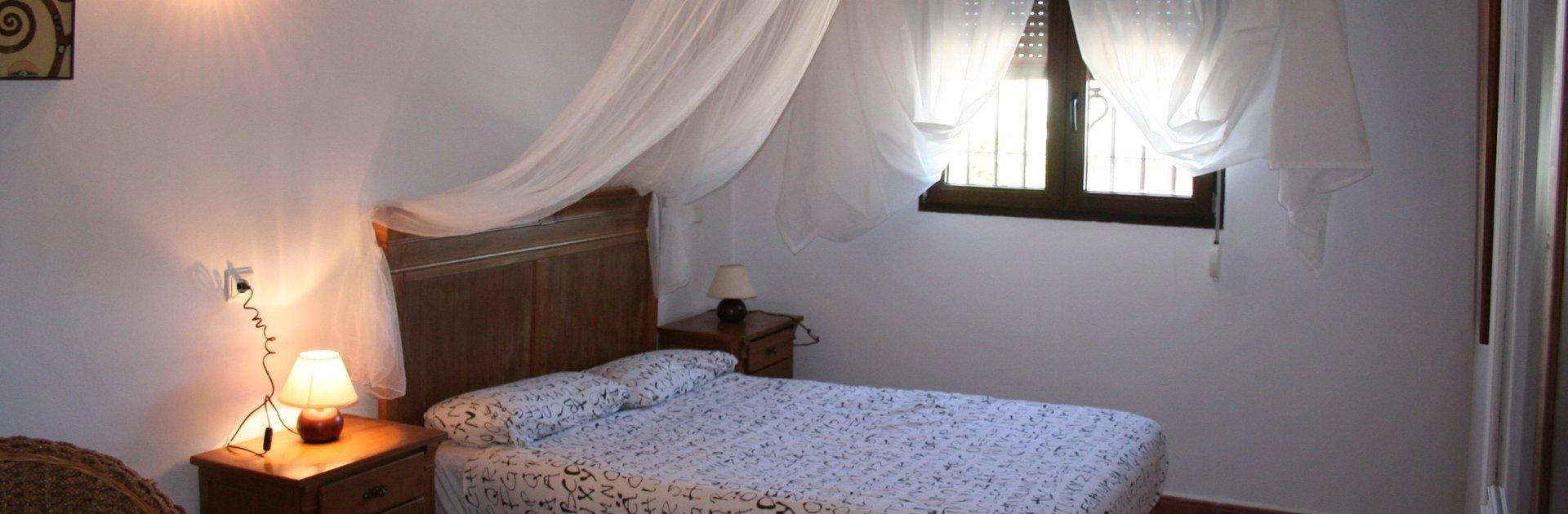 Finca - Schlafzimmer