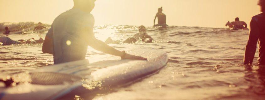 Sylvester,Spanien, Andalusien, Conil, Surfcamp