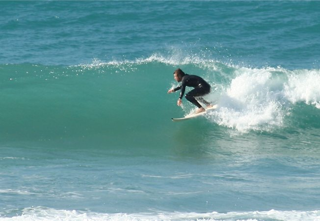 Surfspots Andalusien Surfcamps Spanien Playa Fontanilla