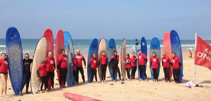 Surf Camp Spain Andalusien Conil
