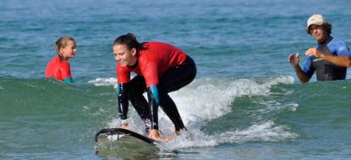 Surf Kurs im Surfcamp in Spanien, Andalusien