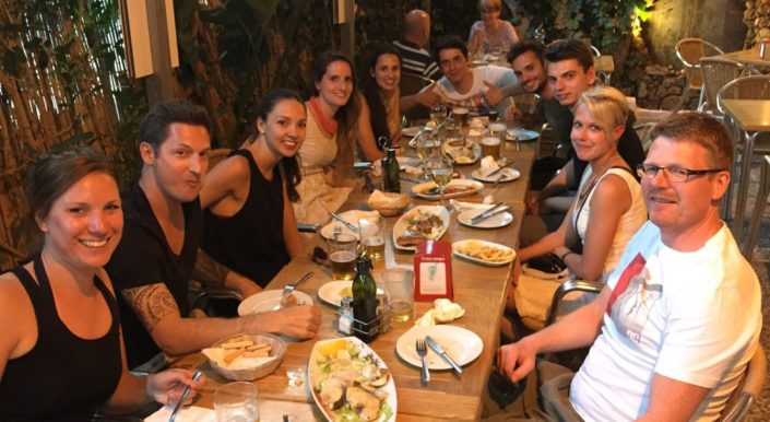 Surfcamp in Spanien, Andalusien lecker Essen