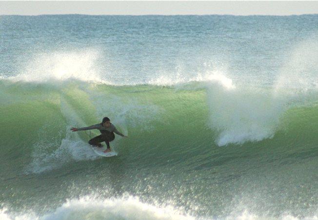 Surf Spots Wellenreiten Andalusien Strand Canos