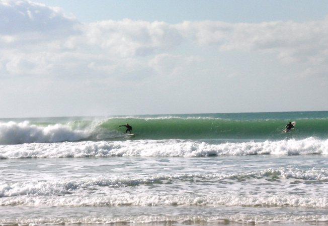 Surfcamp Spanien Andalusien Conil Rio Salado