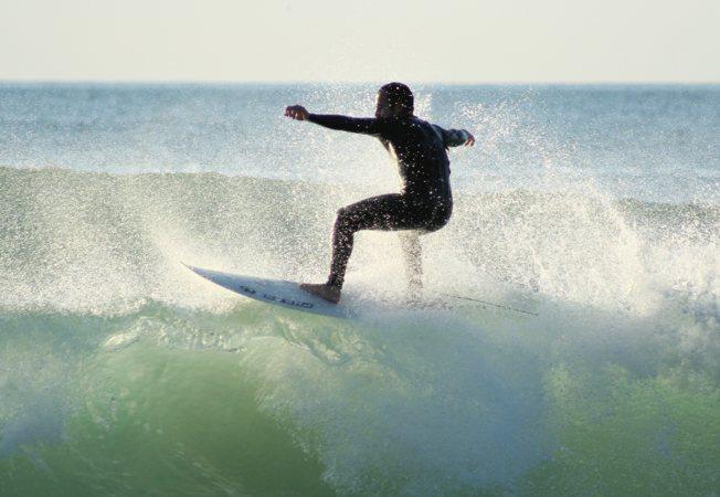 Surf Spots Spanien Andalusien El Palmar