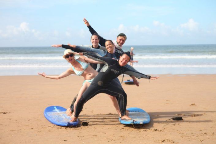 Learn to Surf in Spain