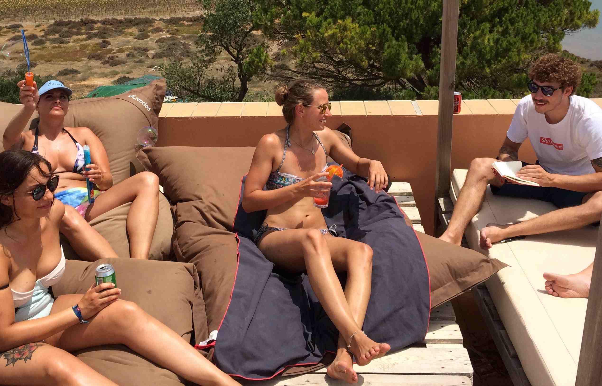 Surfhouse Surfcamp Spanien Andalusien Cadiz Conil