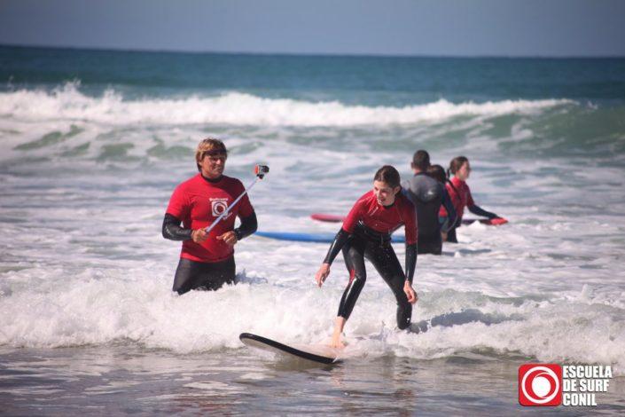 Surfkurs im Surfcamp in Spanien, Andalusien