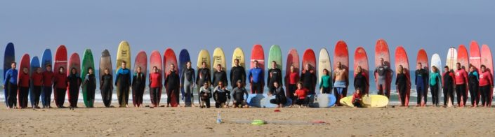 Surfkurs im Surfcamp in Spanien, Andalusien 1