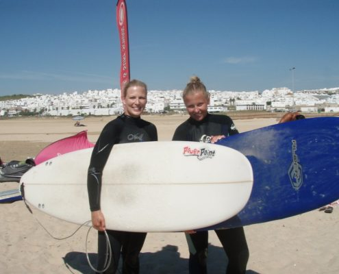 Surfcamp November in Conil, Spanien, Andalusien