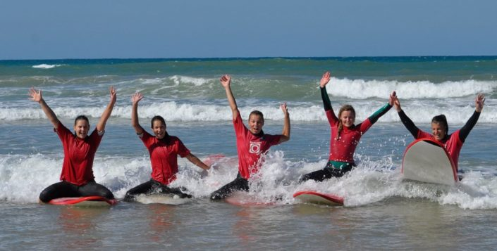 Surfkurs in Conil Surfcamp Spain, Andalusien