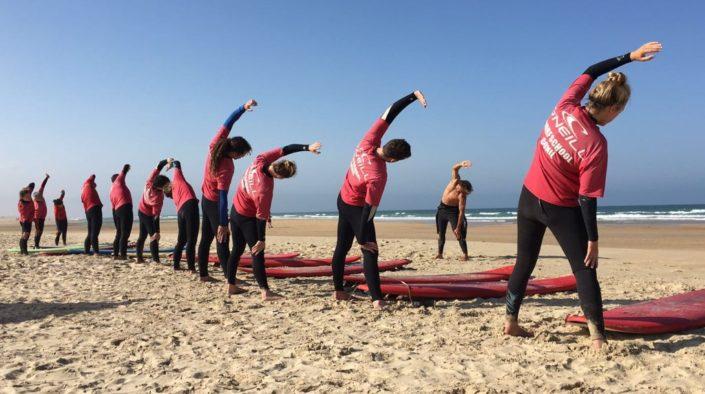 Surfkurs, Wellenreiten Surfcamp in Spanien, Andalusien
