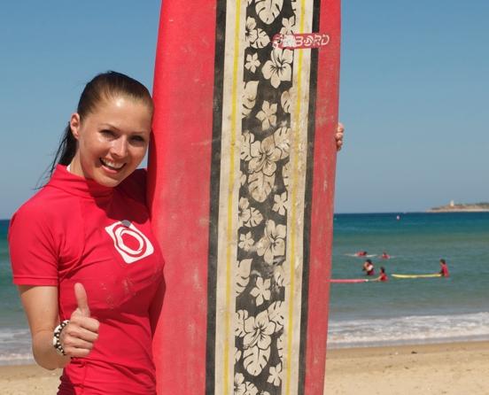 Board Verleih Conil El palmar Andalusien