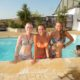 Surfcamp Spain Süd Spanien Finca Pool