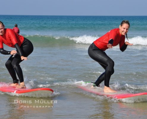 winter Surf Camp Spain - Surfkurs Andalusien Conil
