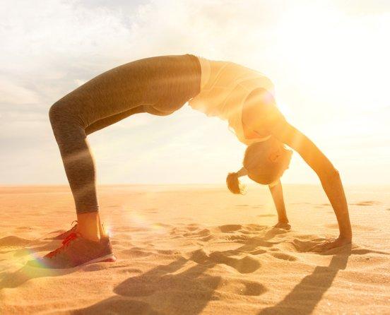 Yoga Surfcamp Spanien Andalusien Conil el Palmar Cadiz