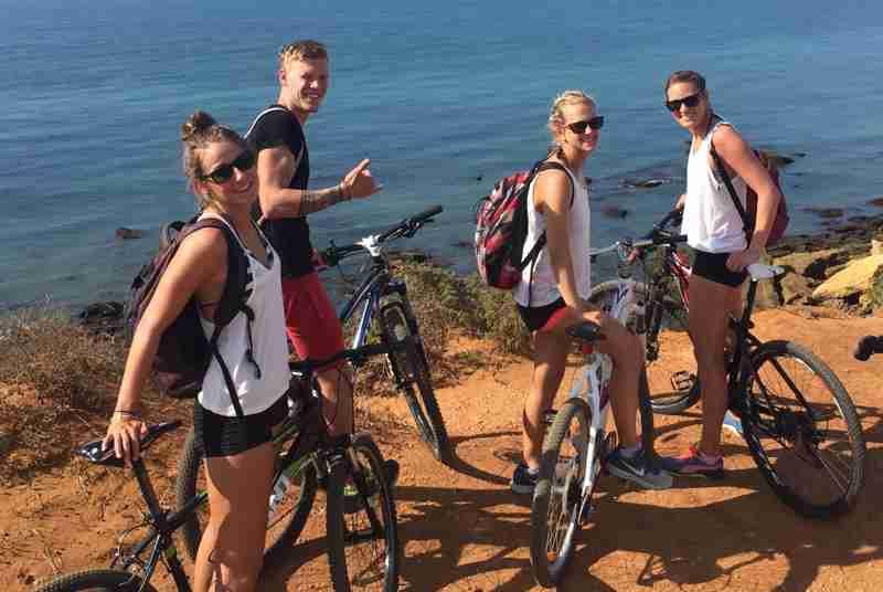 Bike Verleih Conil Andalusien