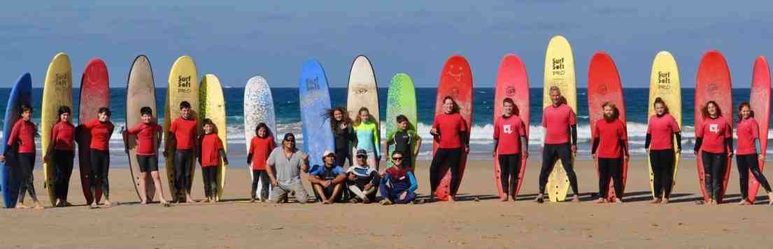 Surfcamp in South of Spain