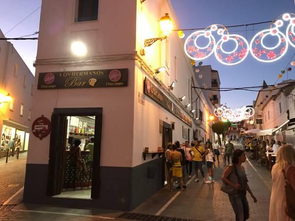 Conil de la frontera, Andalusien, cadiz Tapas Bar