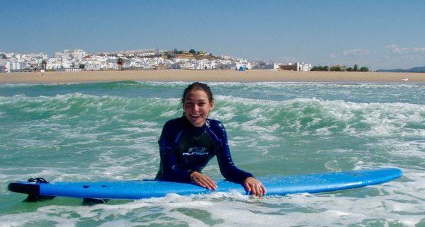 Frühjahr Ostern Surfcamp März April Spanien Andalusien
