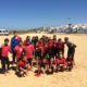 Surfkurs für Kinder in Conil, Andalusien, El Palmar