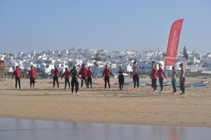 Surf, Surfschool, Conil, Cadiz, Surfcamp