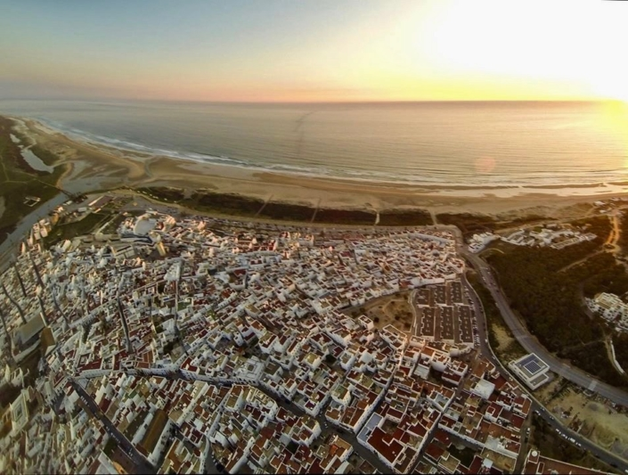 Conil and 15km of nice Beach