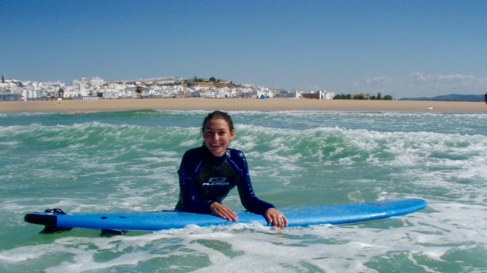 Surfschool Conil Andalusia