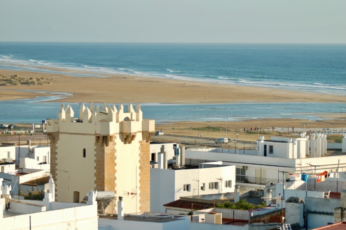 Conil, Surfcamp,