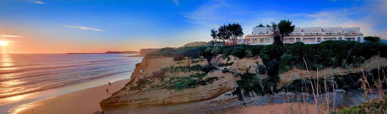 Surfcamp-Spain, Andalusien, Conil, Beach, Apartments