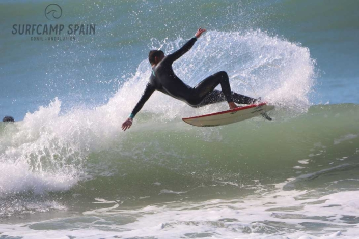 surfcamp, Surfen, Andalusien, Conil,