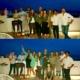 Dachterrasse im Surfcamp Hostal Conil el palmar Spanien