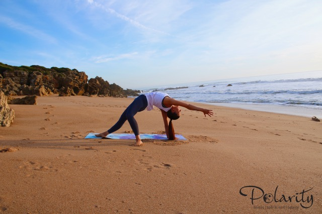 Yoga Conil Andalusien Surfcamp