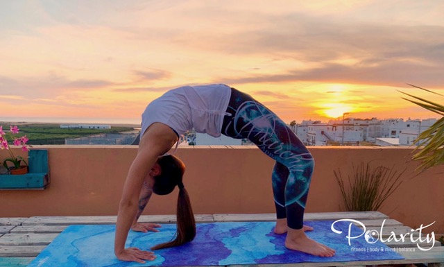 Yoga Surfen Retreat Andalusien
