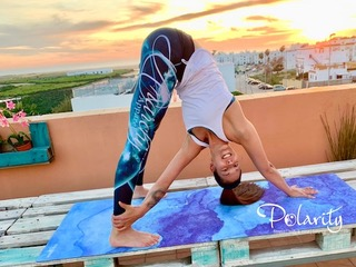 Yoga Conil Surfcamp Andalusien