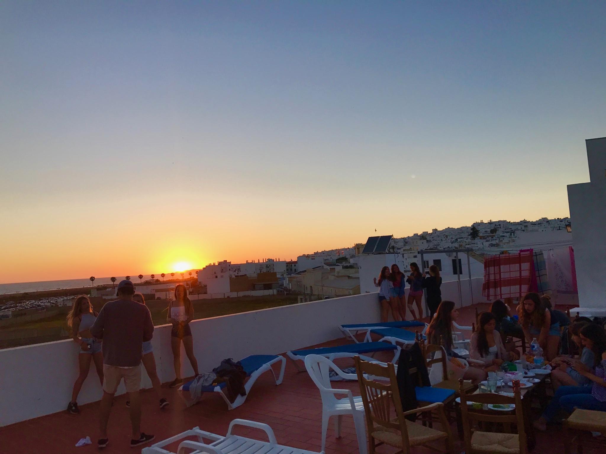 Surfhouse Andalusien Surfcamp Conil