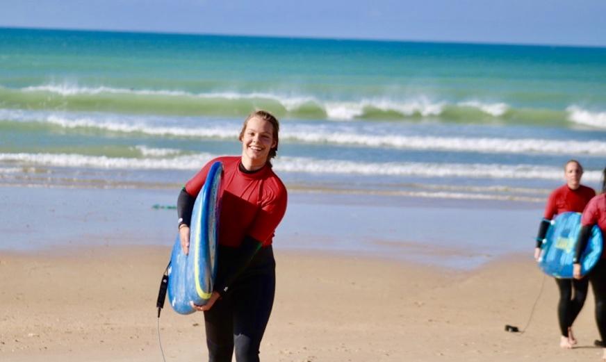 Surfcamp Spanien Andalusien