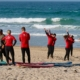 Surfkurs in Spanien Conil Andalusien