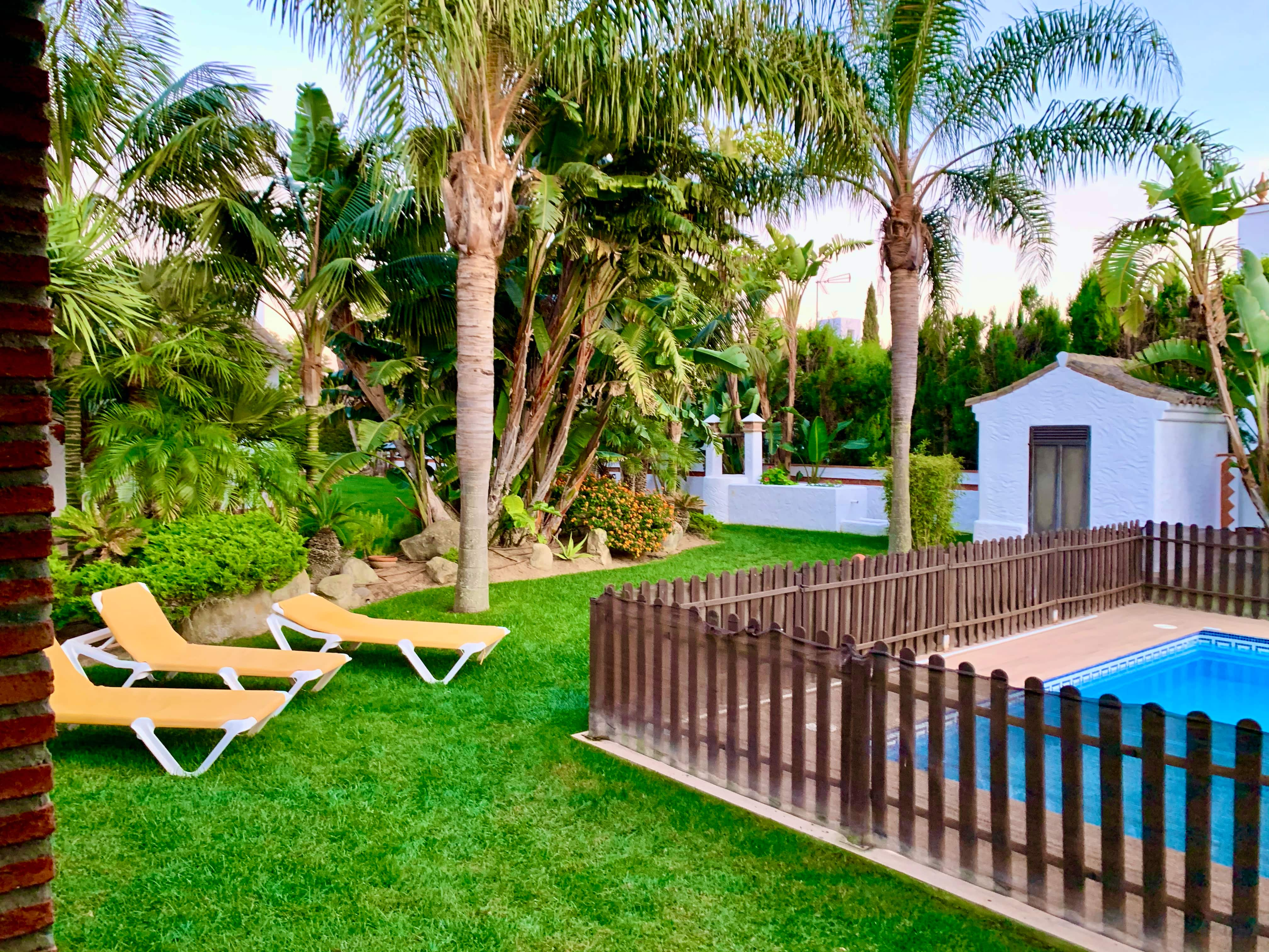 Surf camp Finca Spanien Andalusien