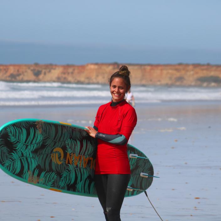 Surfkurs Conil Spanien Andalusien