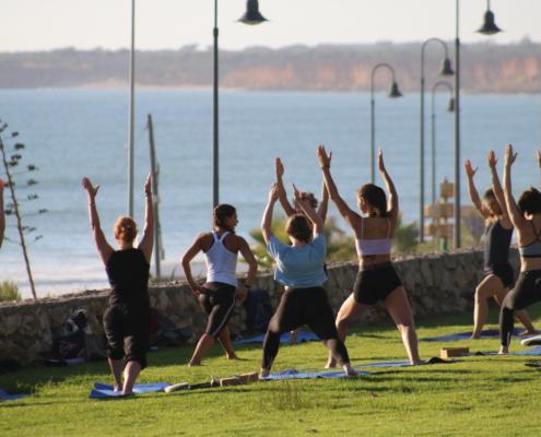 Yogacamp Spanien Andalusien Surfcamp