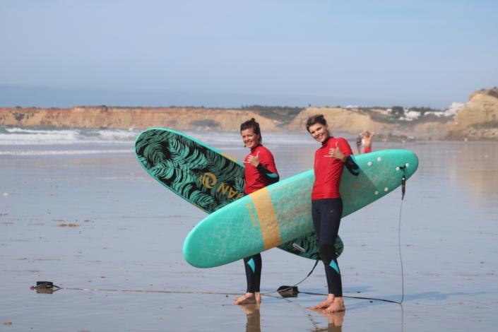 Surfen in Spanien Andalusien